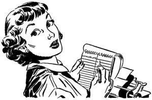 Woman-with-notepad