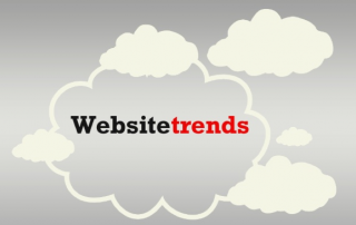 Website Trends Title Page