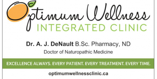 Naturopathic Doctor Business Cards