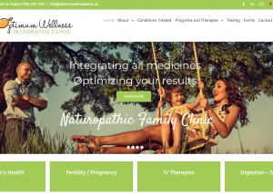 new website health clinic