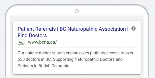 Google Ads Vancouver